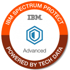 IBM Spectrum Protect Advanced badge