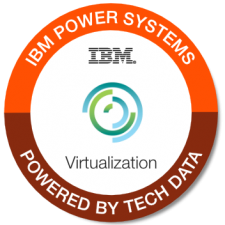 IBM Power Systems Virtualization badge