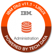 IBM Db2 V11.1 Linux Administration badge