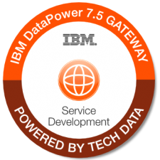 IBM Service Dev for IBM Datapower Gateway badge