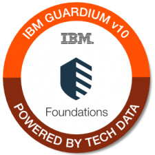 IBM Guardium Foundations badge