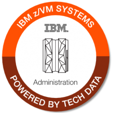IBM zVM Systems Admin badge