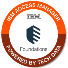 IBM Access Manager Foundations badge