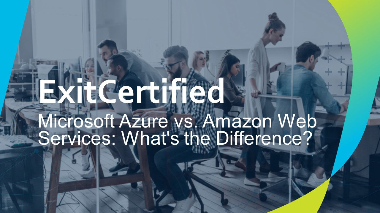 Microsoft Azure vs. Amazon Web Services