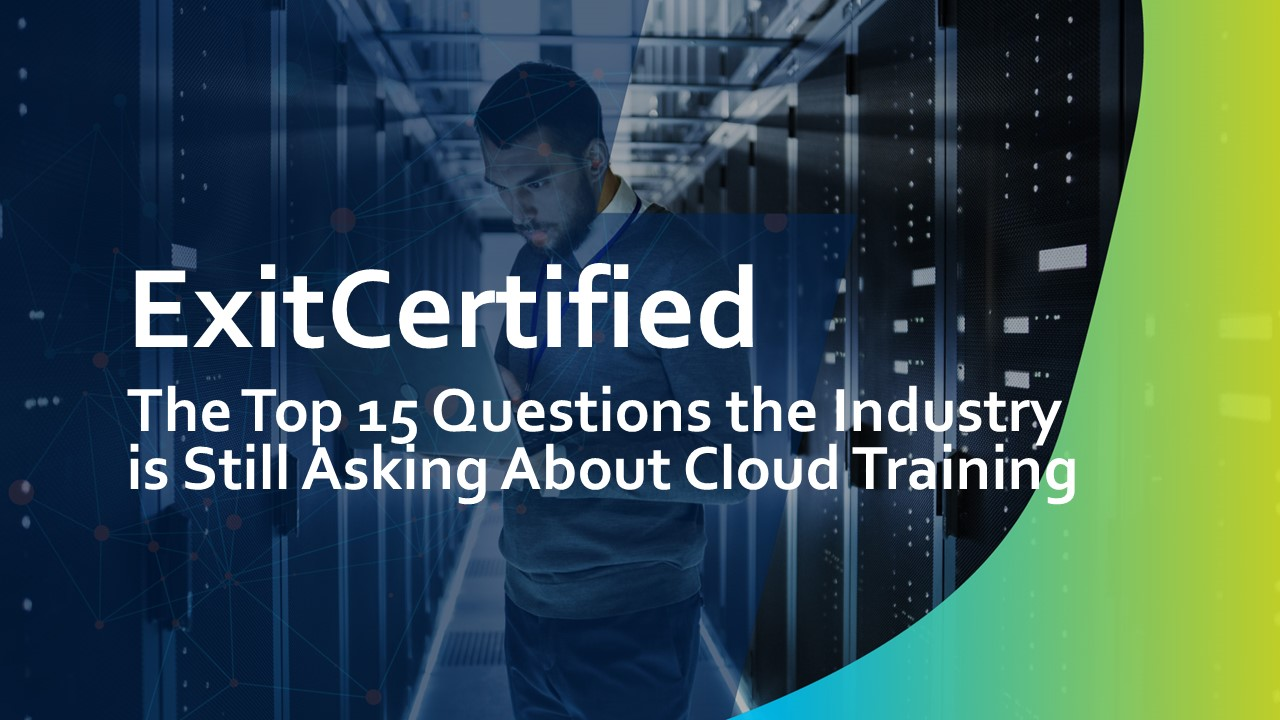 cloud training questions