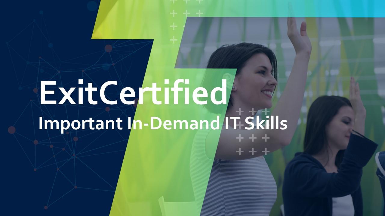 in demand it skills