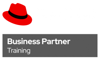 red hat logo white 2019