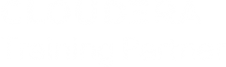 cloudera white training partner 2019