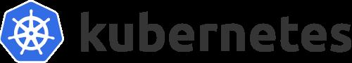 kubernetes logo grey