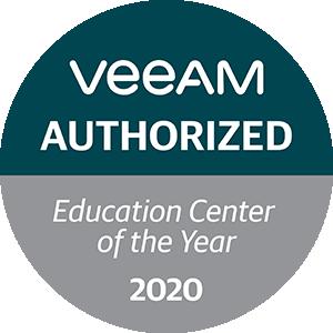 veeam award badge