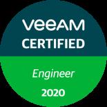 VMCE2020 certification badge v2