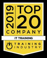 2019 Top20 Web Medium IT training