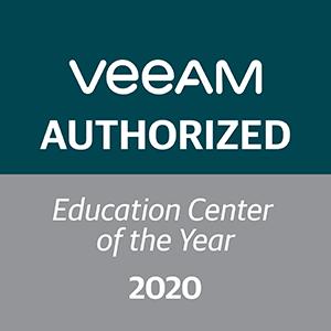 VMAEC of the Year badge 2020