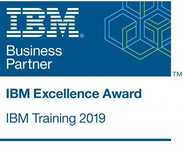 IBM Excellence Award 2019 logo